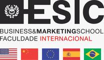Logo da ESIC