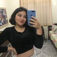 Imagem de perfil: Vitória Freitas